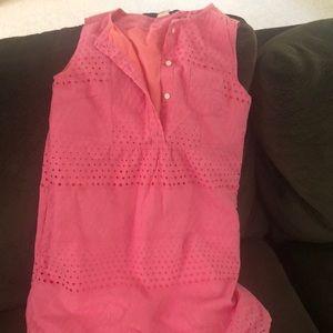 Crew cuts GUC girls sleeveless dress. A Must have!